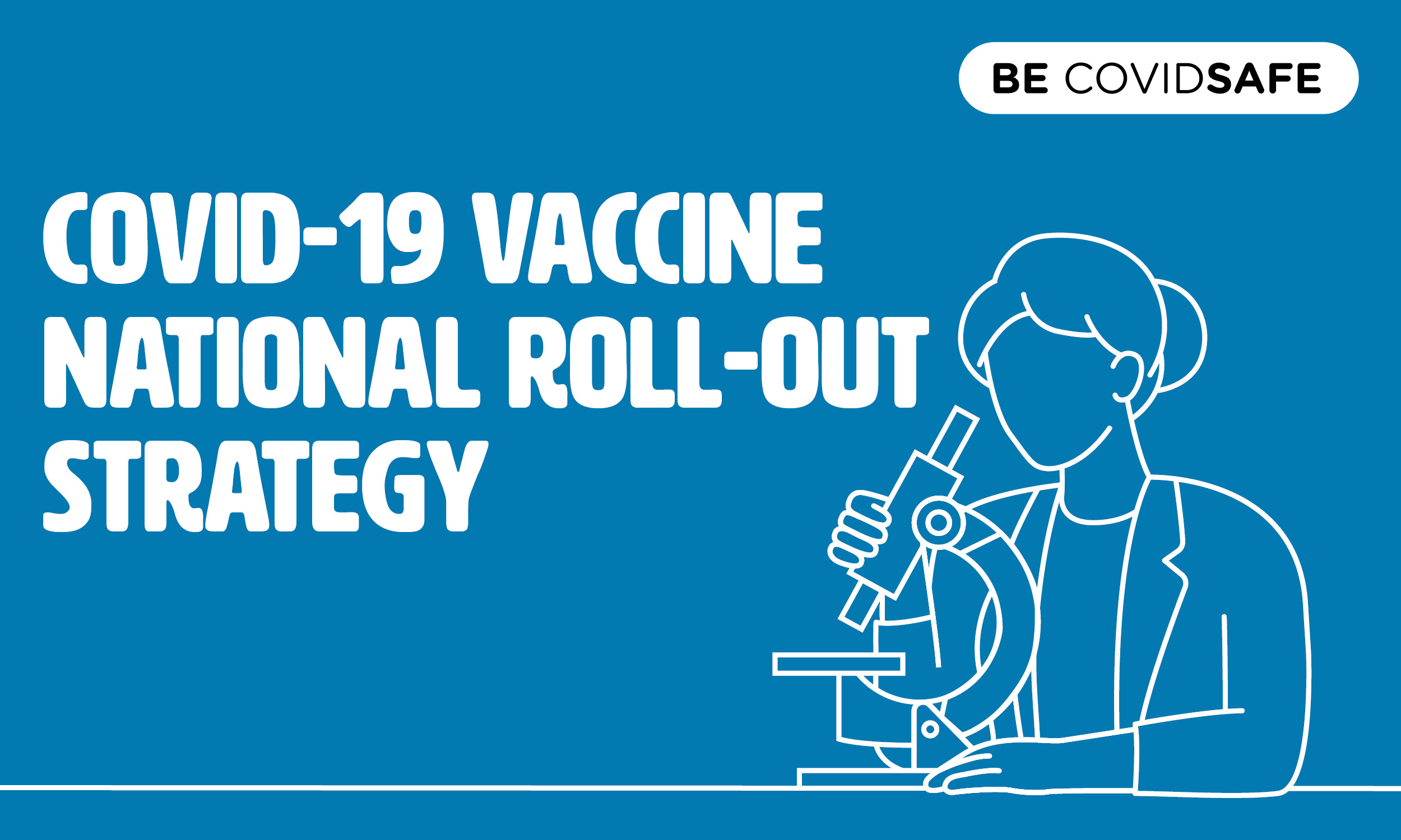 COVID-19 vaccine national rollout strategy plan