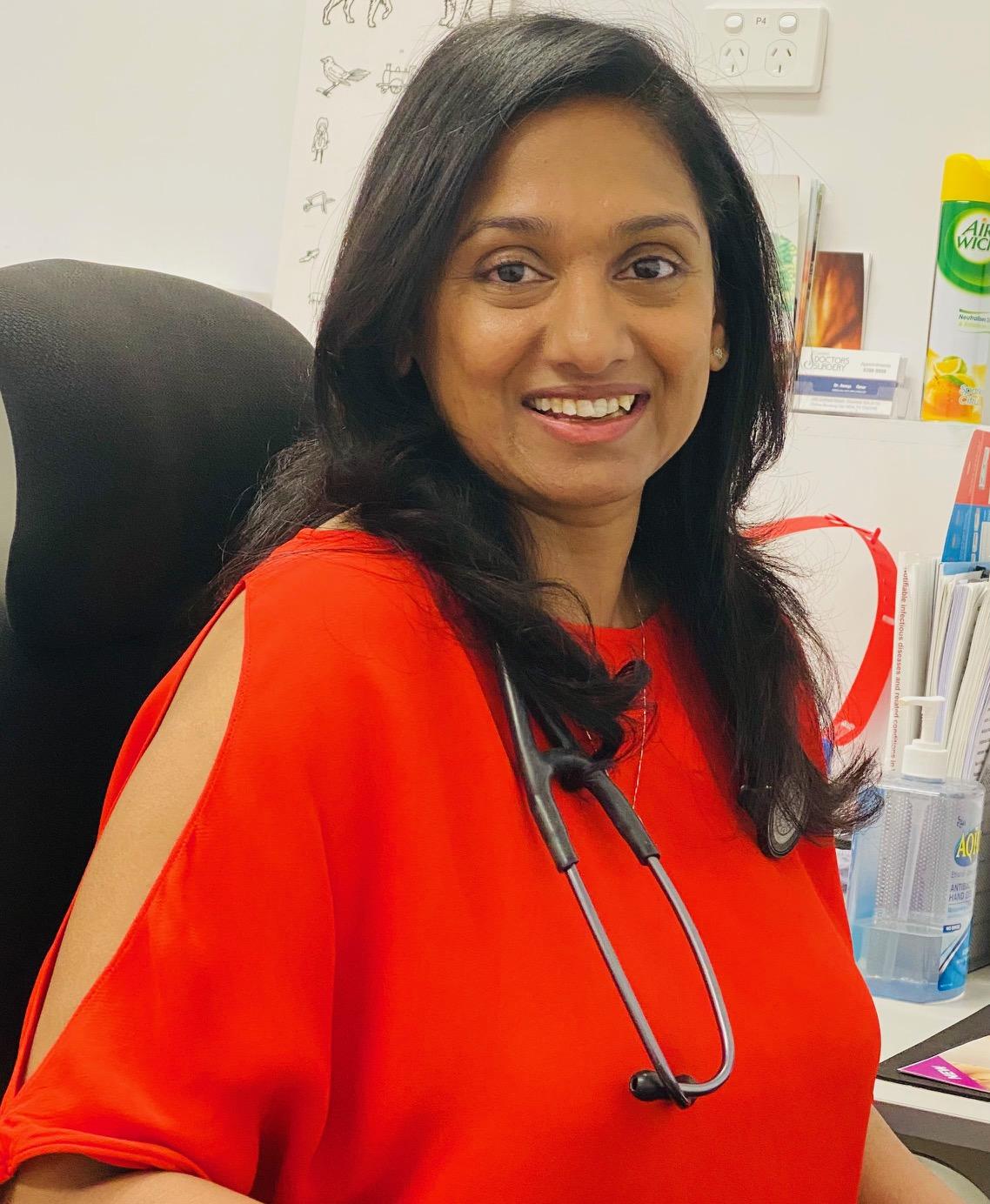 FemaleGP Dr Kanchana Weerasekara